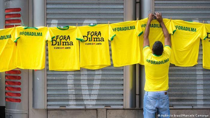 Sete razões para a queda da popularidade de Dilma