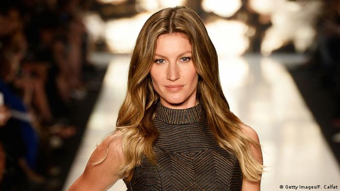 Gisele Bündchen, Copyright: Studio Fernanda Calfat/Getty Images