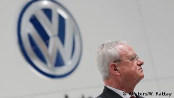 Deutschland Martin Winterkorn VW CEO