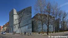 Deutschland Jüdisches Museum in Berlin