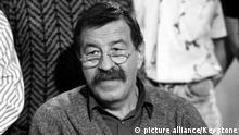 Deutschland Günter Grass Schriftsteller s/w