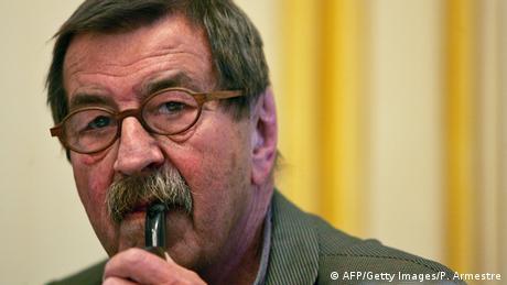 Deutschland Günther Grass Schriftsteller