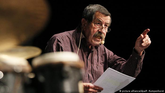 Deutschland Günter Grass Schriftsteller