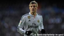 Spanien Fußball Real Madrid Spieler Toni Kroos