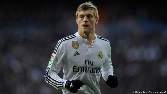 Spanien Fußball Real Madrid Spieler Toni Kroos (Denis Doyle/Getty Images))