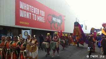 Цьогорічний партнер ярмарку у Ганновері - Індія - представила не лише інновації, але й культурні родзинки