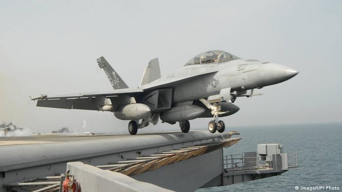 Symbolbild US Präsenz am Persischen Golf