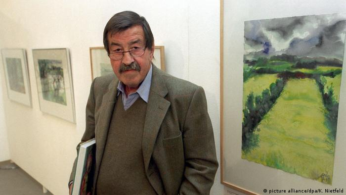 Hamburg exhibition, Günter Grass picture alliance / dpa / K. Nietfeld