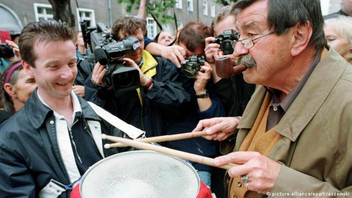 Polen Danzig Günter Grass Blechtrommel-Parade