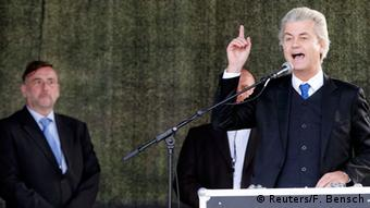 Dutch populist Wilders is predicting a patriotic spring