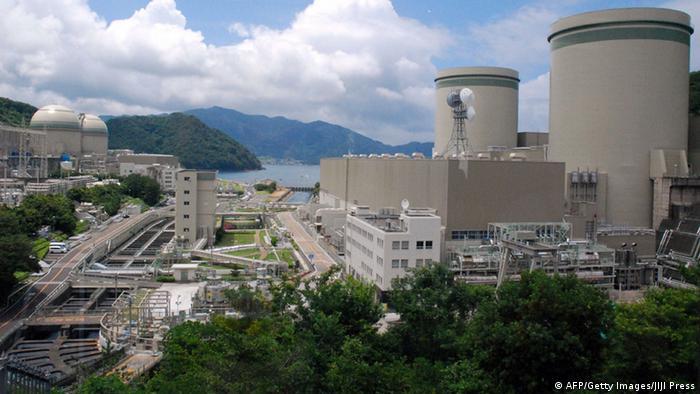 Atomkraftwerk Takahama (Foto: getty)