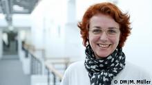 DW Akademie Mitarbeiter - Beate Weides