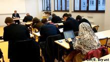 Frankreich Säkularismus-Kurs in Lyon