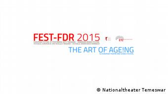 Logo des Theaterfestivals Art of Ageing