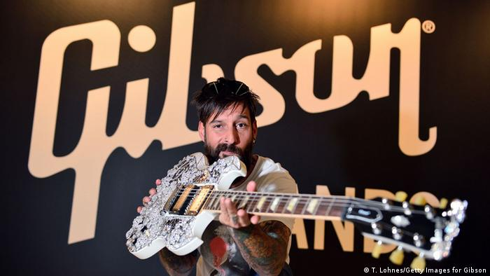Musikmesse in Frankfurt am Main 2015 (T. Lohnes/Getty Images for Gibson)