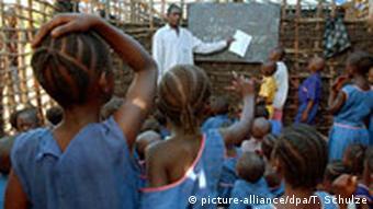 Primary school in Sierra Leone