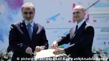 Türkei beginnt mit Bau von erstem Atomkraftwerk