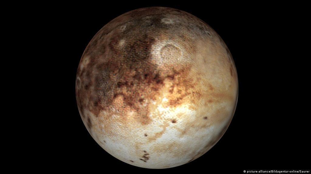 علماء جبال كوكب بلوتو قد تكون براكين جليدية منوعات نافذة Dw عربية على حياة المشاهير والأحداث الطريفة Dw 10 11 2015