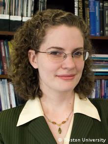 USA Rebecca Ray Uni Boston
