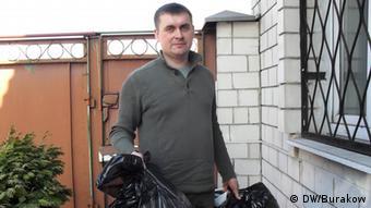 Один із організаторів BY_help і BYSOL Андрій Стрижак (фото з архіву)