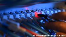 Deutschland Symbolbild Vorratsdatenspeicherung
