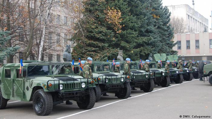 Ajutoare americane pentru Armata moldoveană