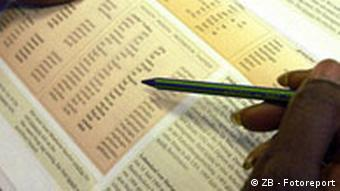 Symbolbild Integration Deutschunterricht für Ausländer