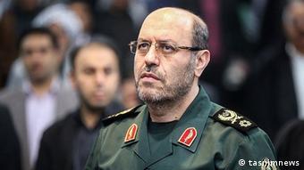 حسین دهقان، وزیر دفاع جمهوری اسلامی