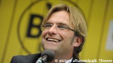Deutschland Jürgen Klopp BVB erste PK 2008