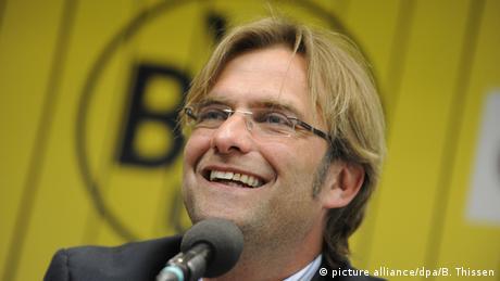 Jürgen Klopp Borussia Dortmund (picture alliance/dpa/B. Thissen)
