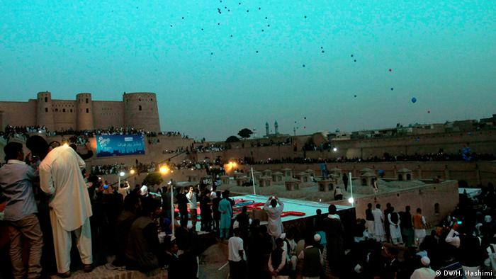 Afghanistan Herat Day Festival