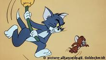 Bildergalerie Berühmte Katzen Tom und Jerry