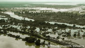Flutkatastrophe in Malawi Januar 2015