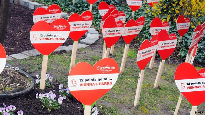 12 балів отримують... віденські парки