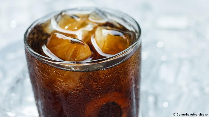 Bildergalerie Zucker Glas Cola