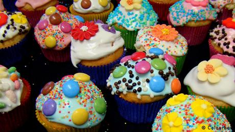 Bildergalerie Zucker Cupcakes