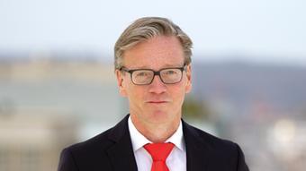 Gero Schließ, de la redacción de Deutsche Welle.