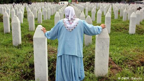 Ζητείται δικαιοσύνη για τη Βοσνία