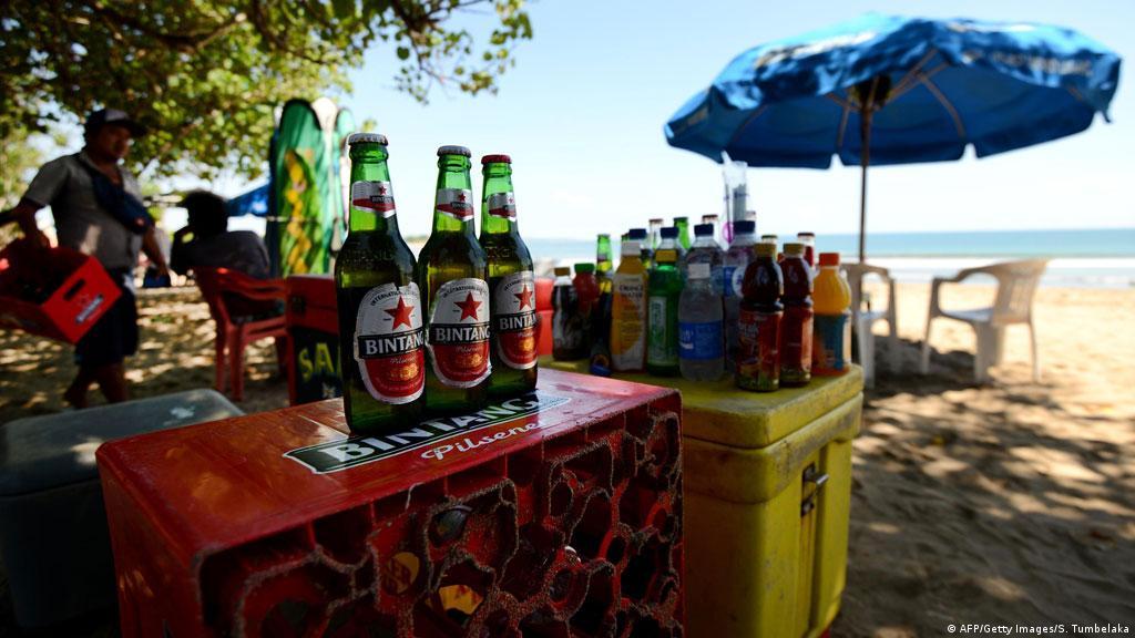 Minum Pantai