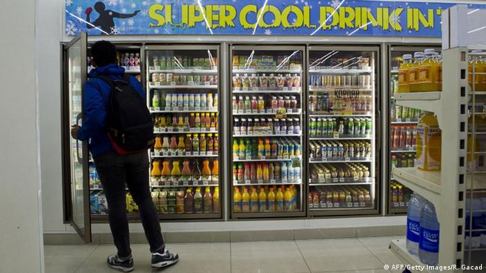 Indonesien Verkauf von Alkohol wird eingeschränkt (AFP/Getty Images/R. Gacad)