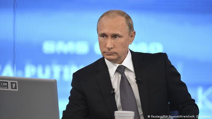 Путін: Через західні санкції економіка РФ недорахувалася 160 мільярдів доларів