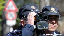 Deutschland bundesweiter Blitz-Marathon