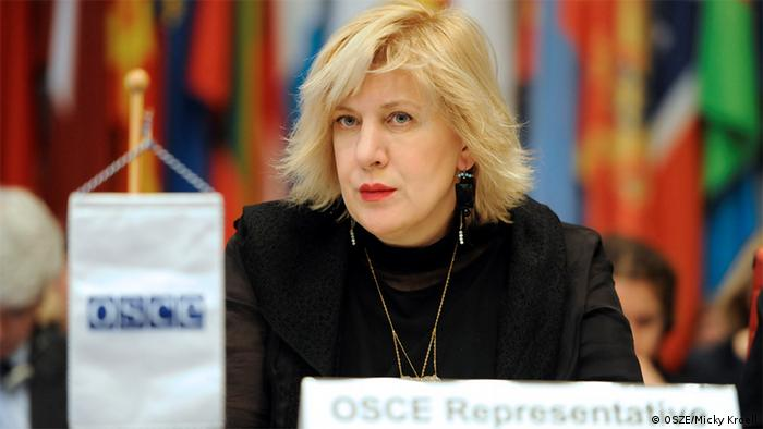 OSZE Dunja Mijatovic Medienbeauftragte