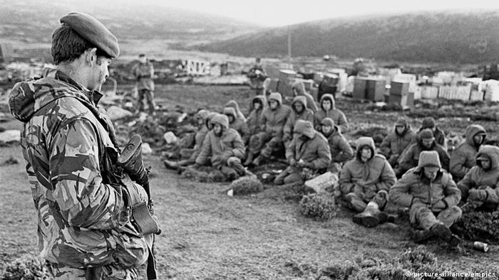 Falkland Krieg 1982