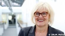 DW Akademie Mitarbeiter Jutta vom Hofe (DW/M. Müller)