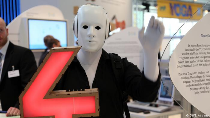 Hannover Messe 2015 Robot