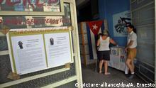Elecciones municipales en Cuba: �algo nuevo?