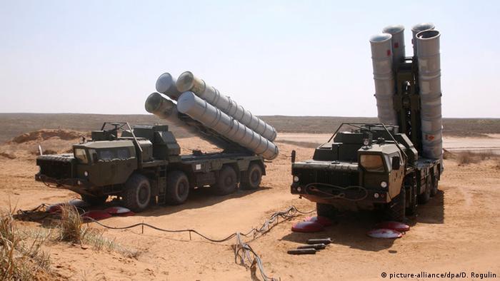 Russland, S 300 Rakete