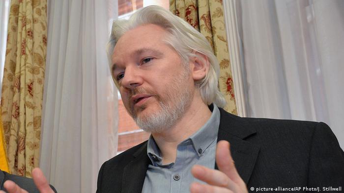 Wikileaks veröffentlicht Unterlagen von Sony Pictures (picture-alliance/AP Photo/J. Stillwell)