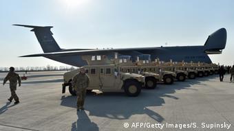 Американська військова допомога Україні